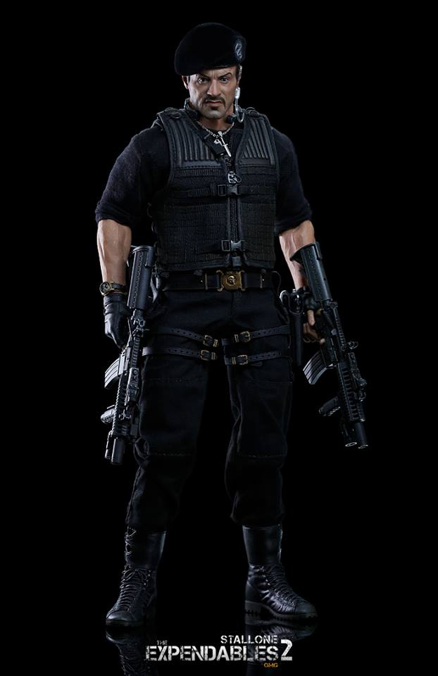 "HOTTOYS (figurine 12"" THE EXPENDABLES) - Page 7 97221210"