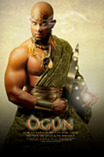 MYTHOLOGIE AFRICAINE Ogun-j10