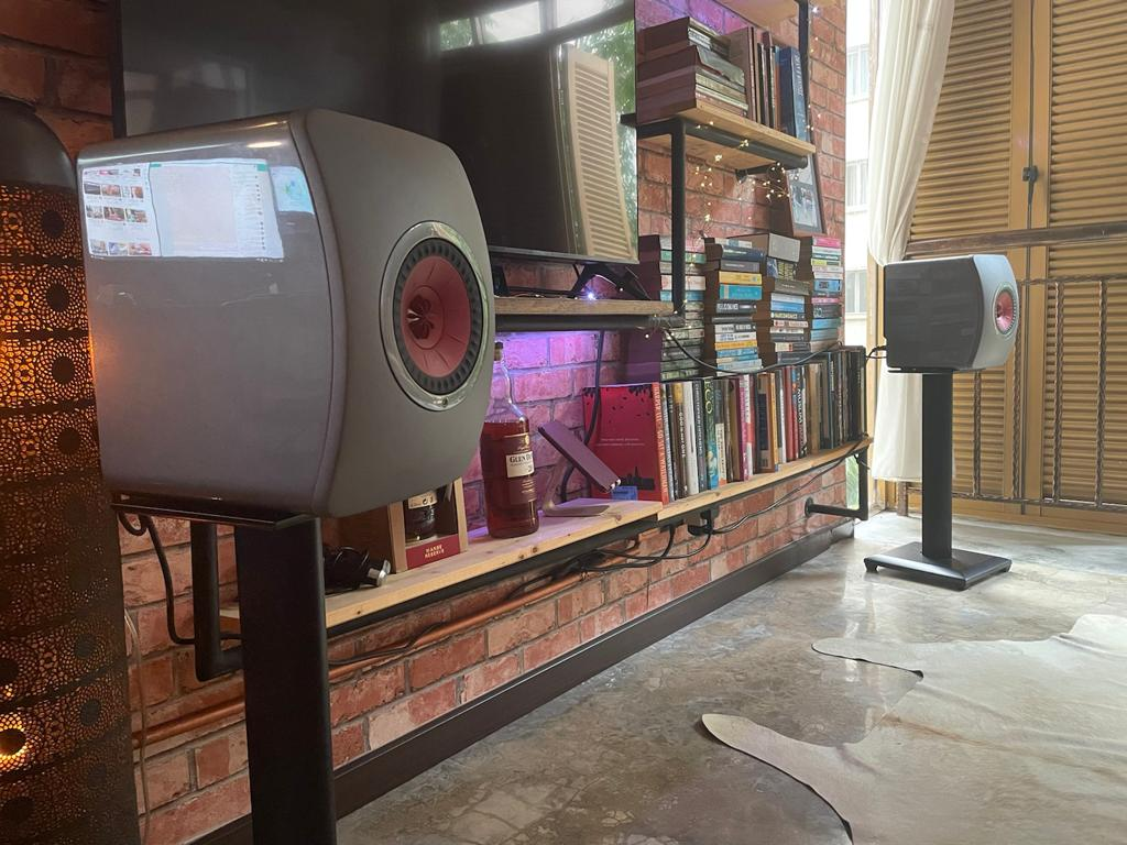 KEF LS50 Active Speakers  Whatsa11