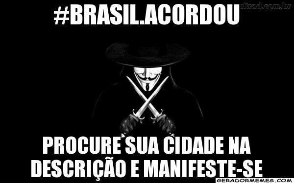 Brasil Contra Corrupção Kkk10