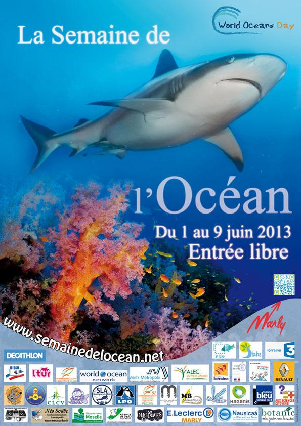 Semaine de l'Océan à Marly - du 1er au 6 juin 2013 Affich10