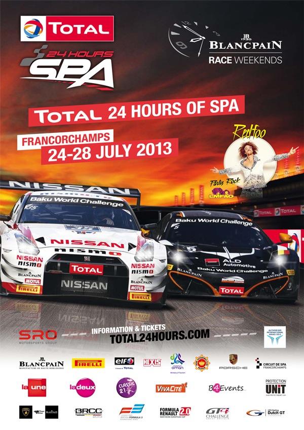 Blancpain Endurance Series 2013 -affic12