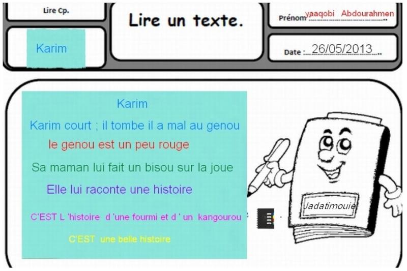 français الفرنسية Jadati11