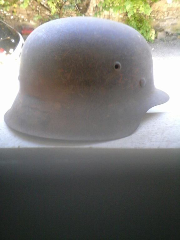 casque allemand ww2 luftwaffe  20180624