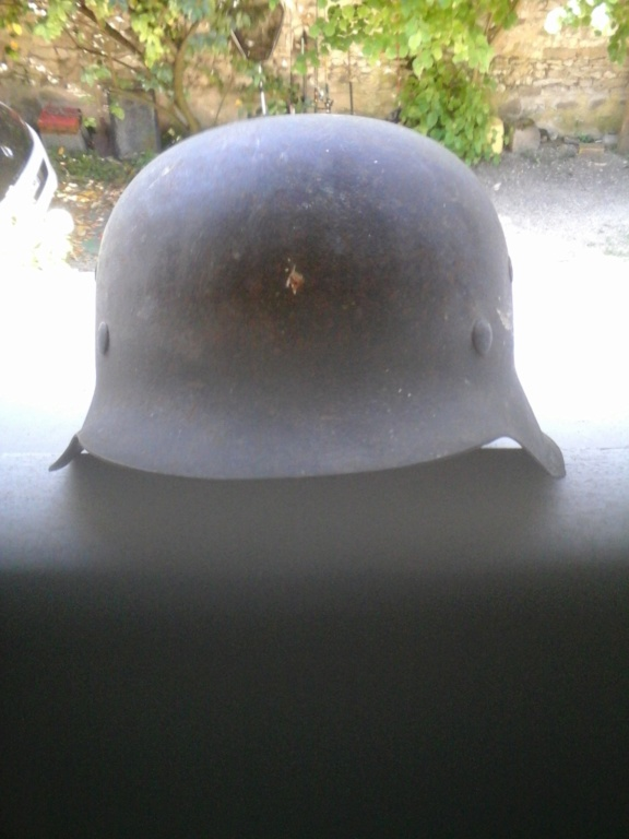 casque allemand ww2 luftwaffe  20180626