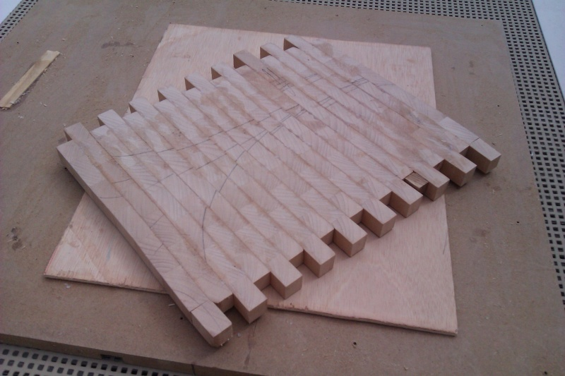 Planche à découper en bois de bout Imag1611