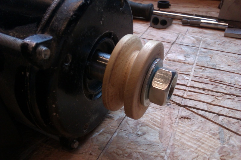 [Fabrication] Scie à ruban en bois - Page 2 Imag1818