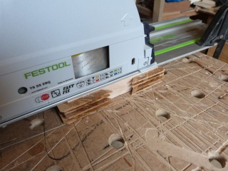 [Fabrication] Scie à ruban en bois P1040315