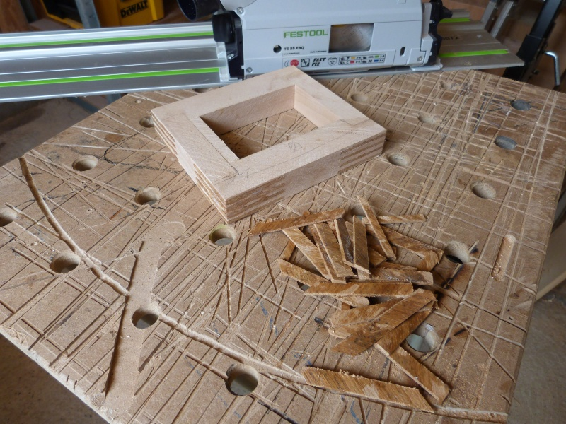 [Fabrication] Scie à ruban en bois P1040317
