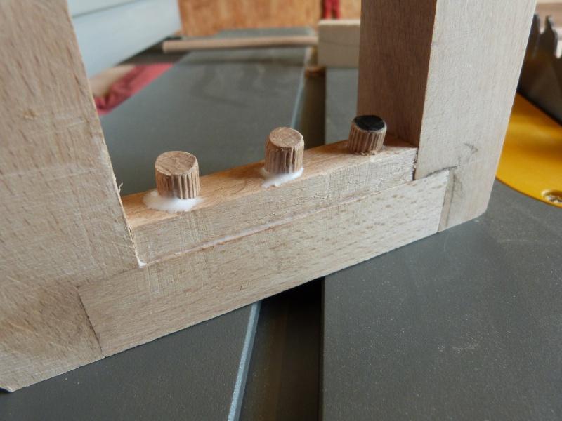 [Fabrication] Scie à ruban en bois P1040411