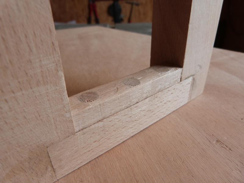[Fabrication] Scie à ruban en bois P1040412