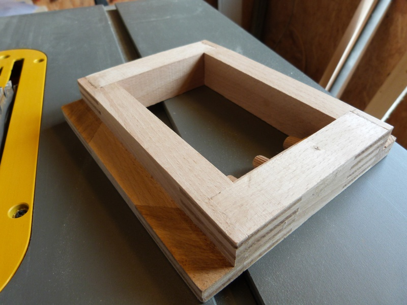 [Fabrication] Scie à ruban en bois P1040414