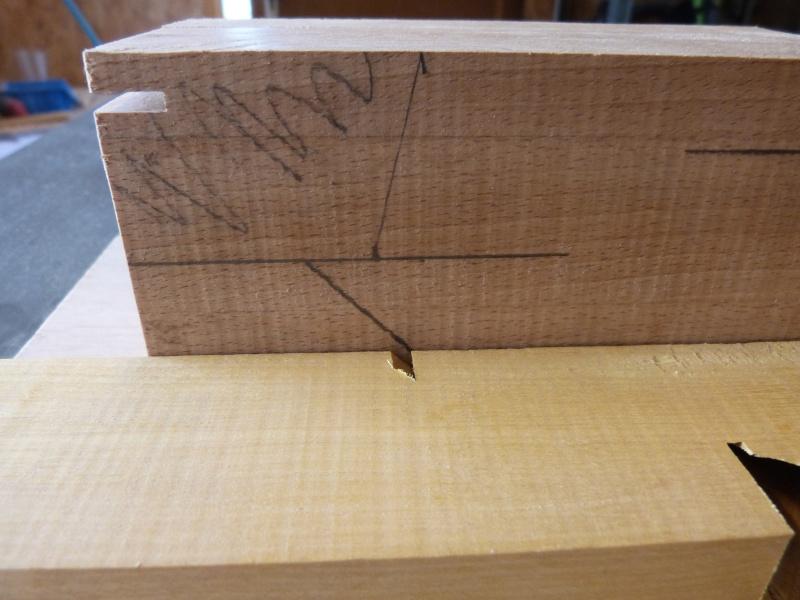 [Fabrication] Scie à ruban en bois P1040423
