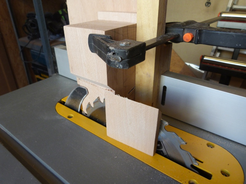 [Fabrication] Scie à ruban en bois P1040425