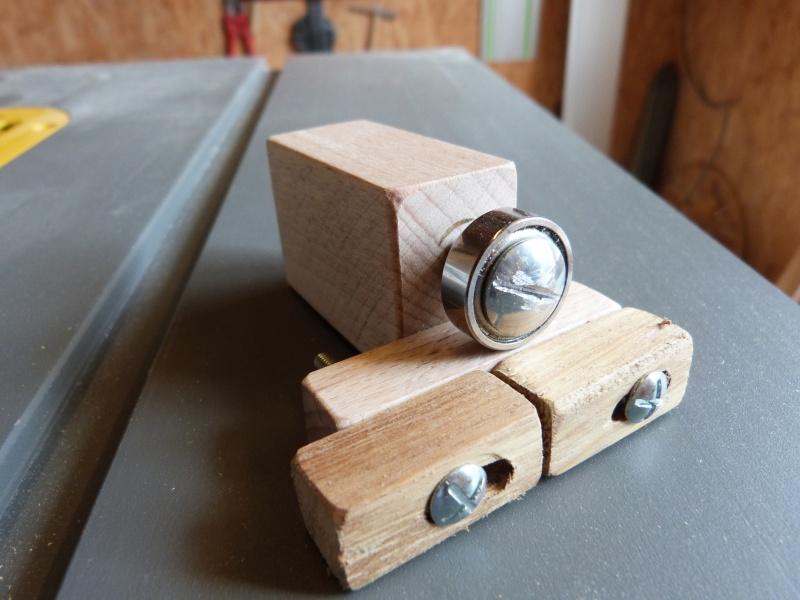 [Fabrication] Scie à ruban en bois P1040427