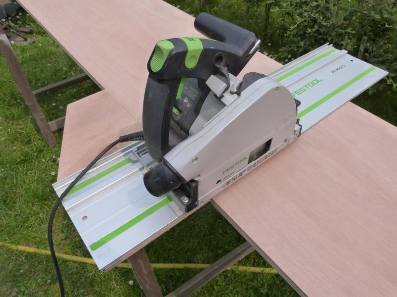 [Fabrication] Scie à ruban en bois - Page 2 P1040432