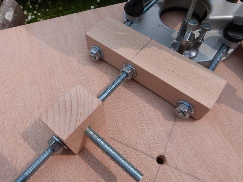 [Fabrication] Scie à ruban en bois - Page 2 P1040435