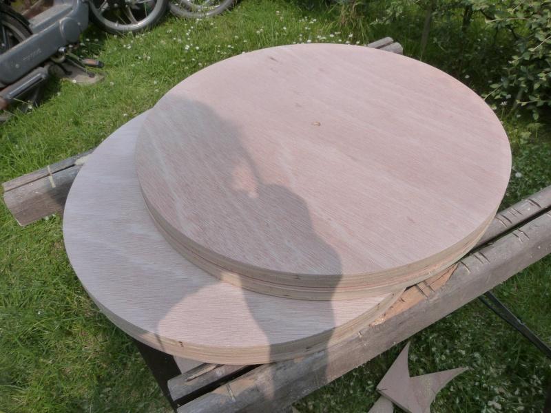 [Fabrication] Scie à ruban en bois - Page 2 P1040437
