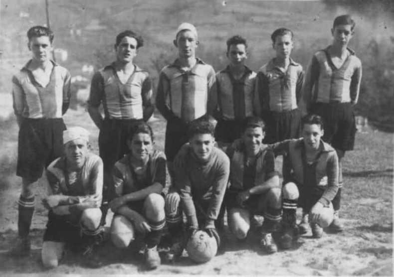 Unión Deportiva Eibarresa Año 1935 Eab10