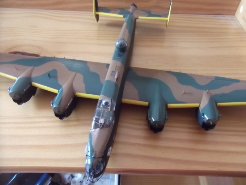 Halifax B Mk.II Revell 1/72° - Page 2 Dscf3210