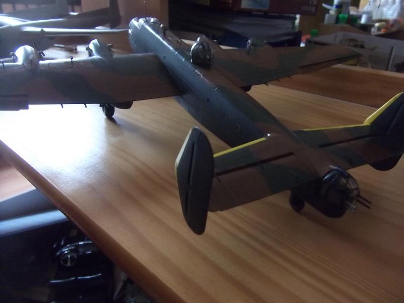Halifax B Mk.II Revell 1/72° - Page 2 Dscf3213