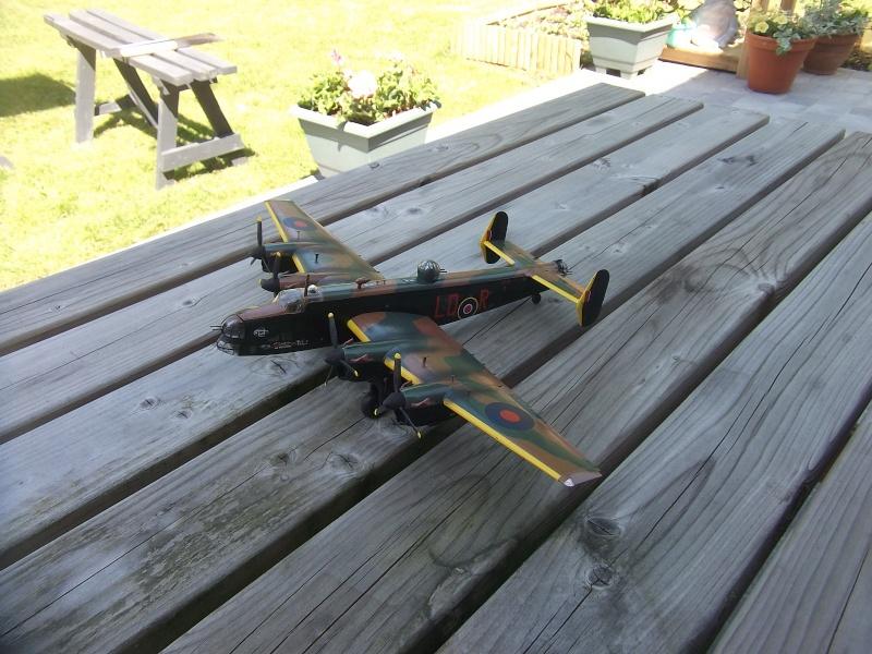 Halifax B Mk.II Revell 1/72° - Page 2 Dscf3218