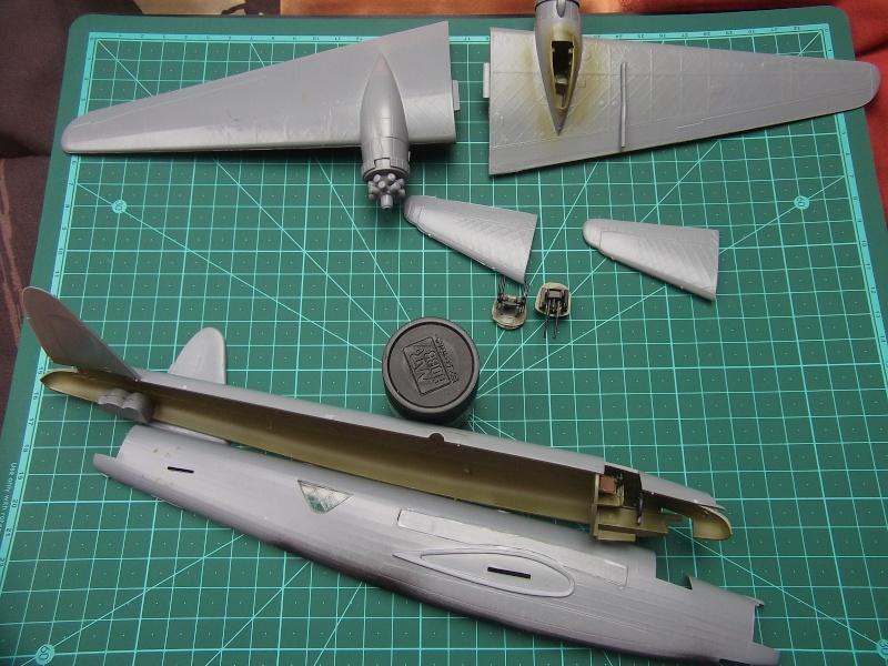 Vickers Wellington Italeri 1/72 Dscf3223