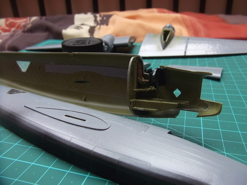 Vickers Wellington Italeri 1/72 Dscf3224