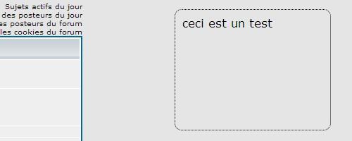 [Tuto - phpBB2] Cadre en bas a droite du forum Sans_t14