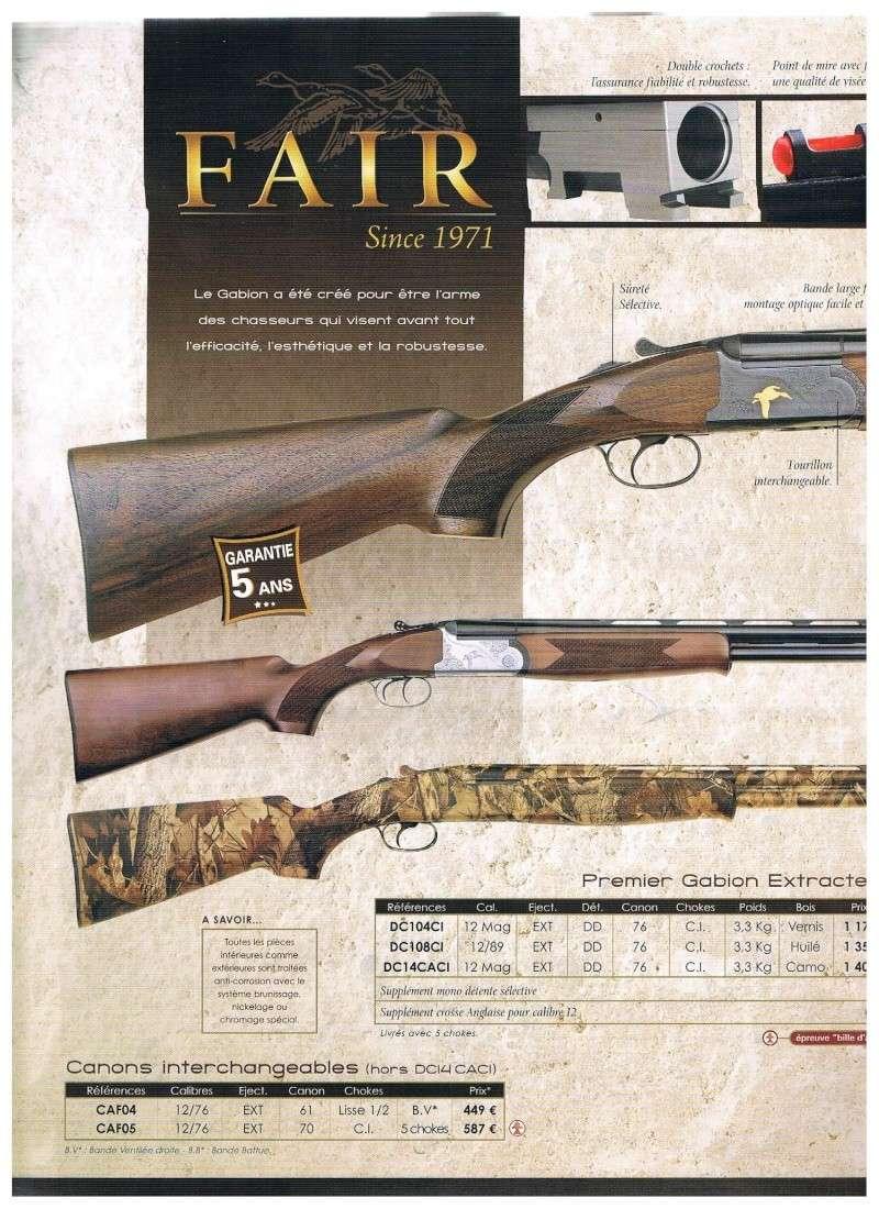 Fusils FAIR  - Page 2 Fair_410