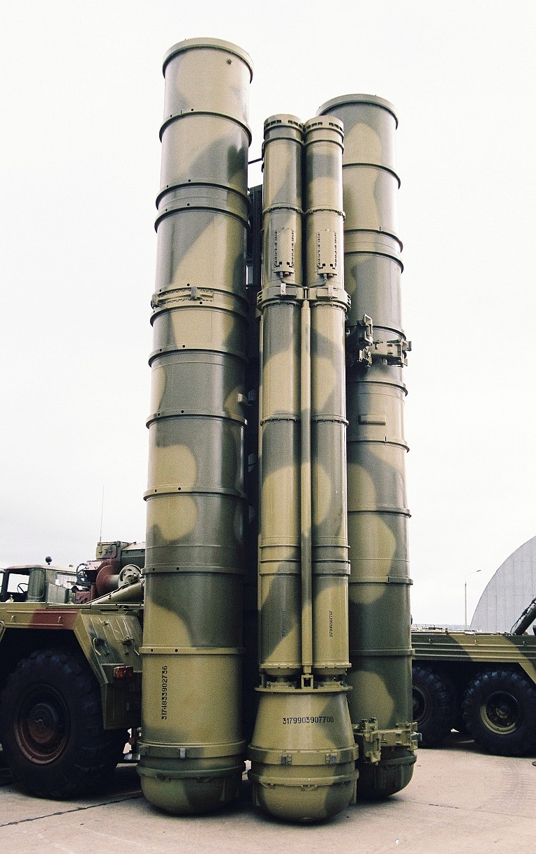 Poliment-Redut Naval Air Defense System 5p85se10