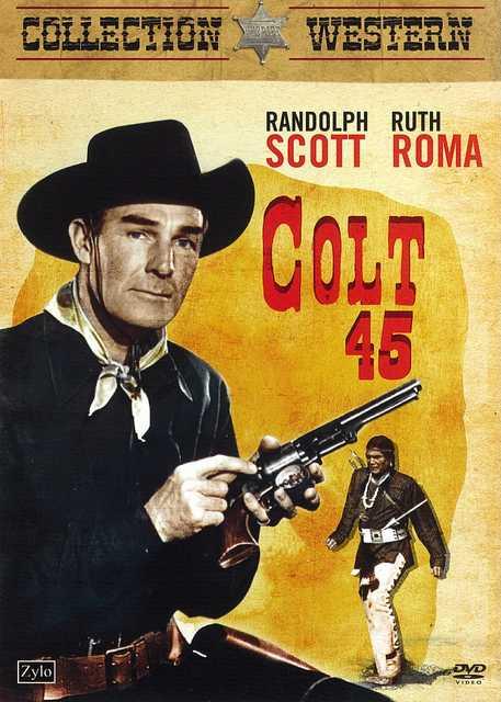 Colt 45 - 1950 - Edwin Marin  10007710