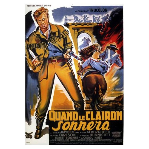 Quand le clairon sonnera- The Last Command - 1955- Frank Lloyd et William Witney 22201110