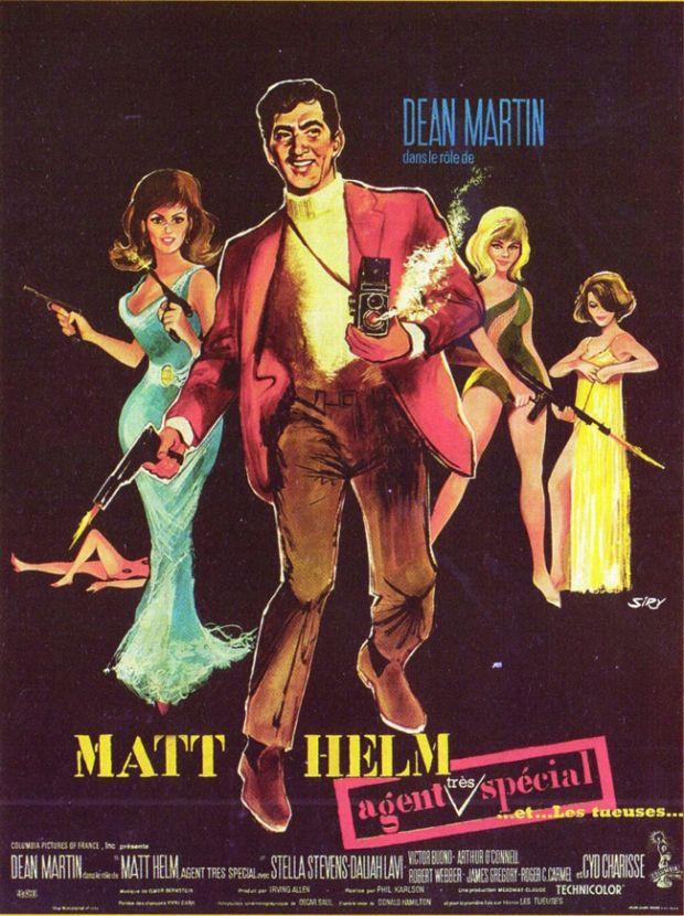 Matt Helm, agent très spécial- The Silencers - 1966 - Phil Karlson 22991810
