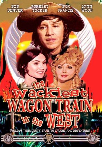 Wackiest Wagon Train in the West - 1976- Jack Arnold- Earl Bellamy ... 512var10