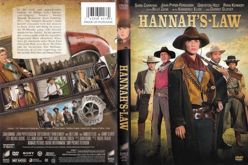 Hannah's Law- 2012 - Rachel Talalay Hannah10