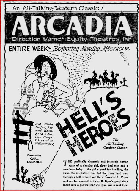 Far West - Hell's Heroes - 1929- William Wyler Hell_s10