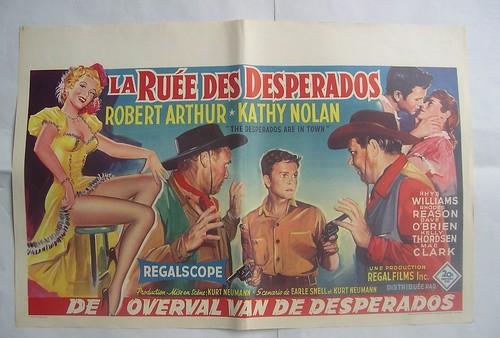 La ruée des desperados- The Desperados are in Town- 1956 - Kurt Neumann  Kgrhqu10
