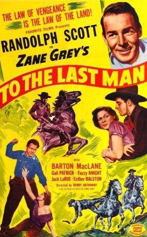 Jusqu'au dernier homme- To the last man- 1933 - Henry Hataway L_246710