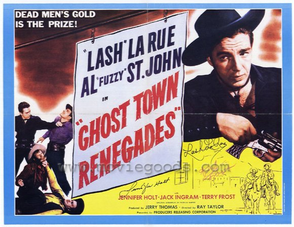 Ghost Town Renegades - 1947 - Ray Taylor Lashla10