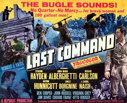 Quand le clairon sonnera- The Last Command - 1955- Frank Lloyd et William Witney Lastco10