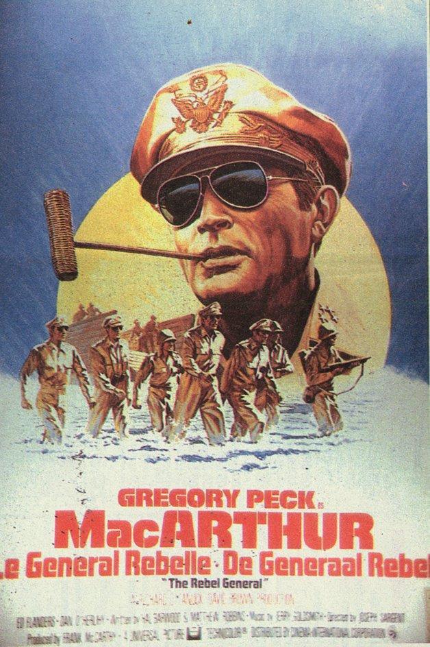 Mac Arthur, général rebelle- Mac Arthur - 1977 - Joseph Sargent Mac_ar10