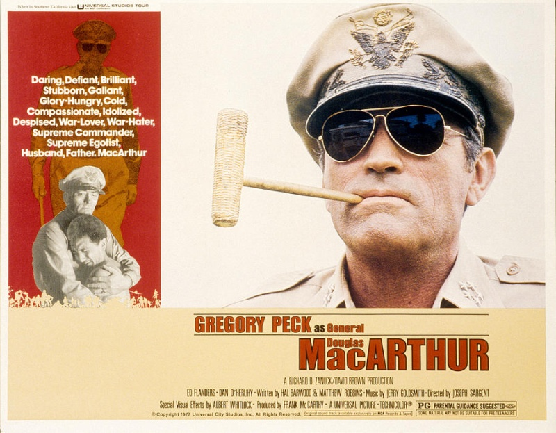 Mac Arthur, général rebelle- Mac Arthur - 1977 - Joseph Sargent Macart10