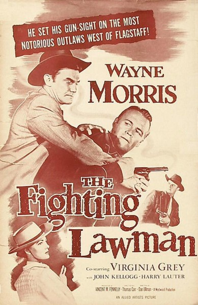 The Fighting Lawman - 1953  - Thomas Carr Moviec10