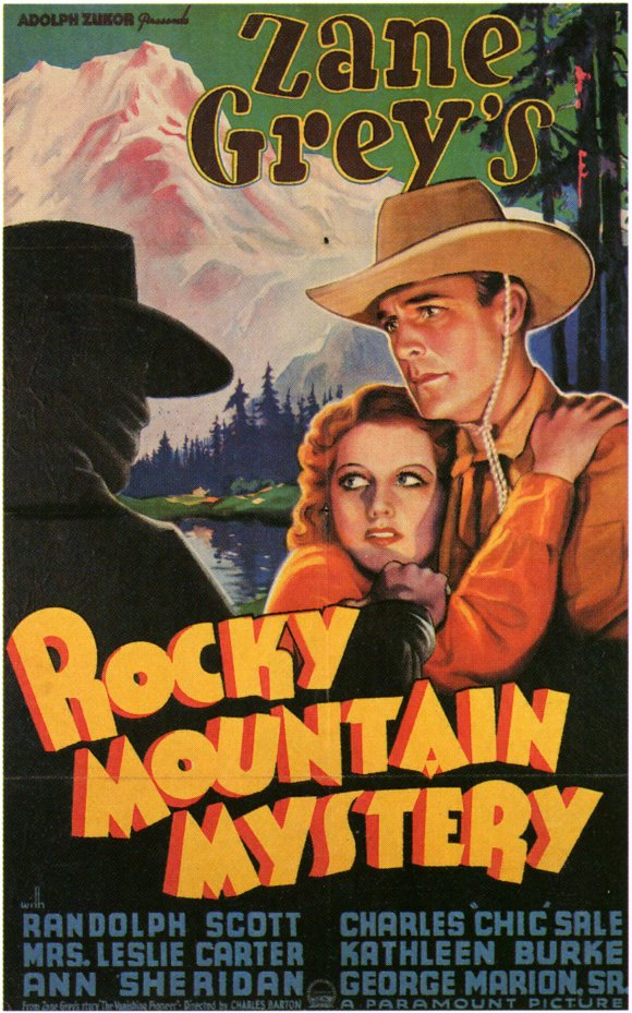 The Rocky Mountain Mystery/ The fighting Westerner - 1935 - Charles Barton   Rocky-10