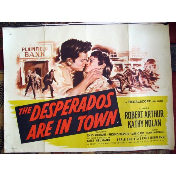 La ruée des desperados- The Desperados are in Town- 1956 - Kurt Neumann  The-de11