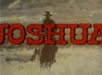Joshua, the Black Rider - 1976- Larry Spangler  Vlcsna10