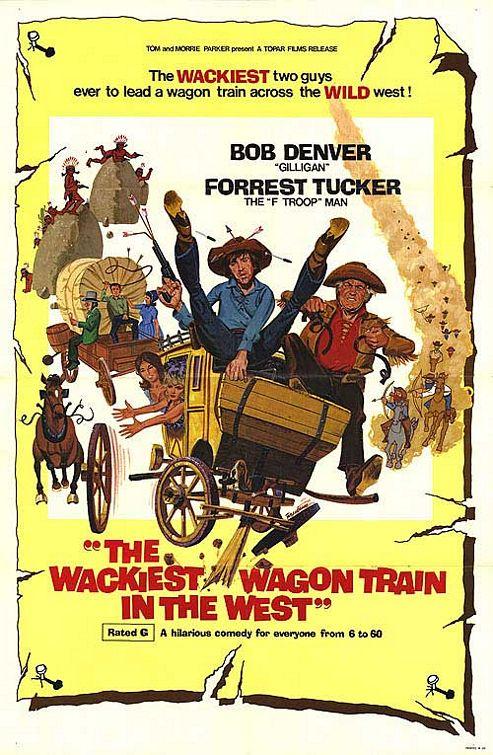Wackiest Wagon Train in the West - 1976- Jack Arnold- Earl Bellamy ... Wackie10