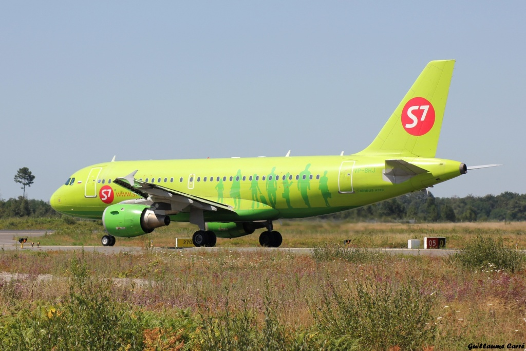 Les exclusivités sur Bordeaux-Mérignac, les plus beaux avions Img_3310