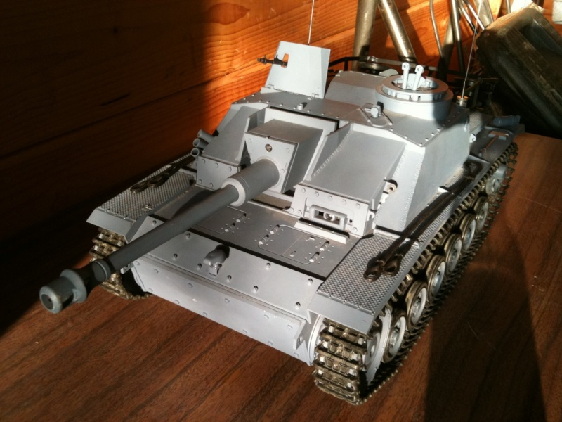 SdKfz 142 - StuG III  by Gio 110